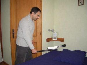 Expertise électromagnétique : mesures CEM à l'intérieur d'une chambre