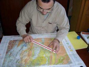 Expertises géobiologiques : Recherches cartographiques préalables