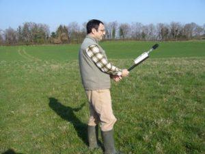 Expertise électromagnétique : mesures CEM sur terrain