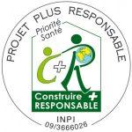 Logo Projet C+R construire plus responsable