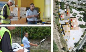 expertise electromagnetique OKAPI dans une école à Hyères