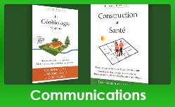 livres sur la geobiologie de Philippe Bouchaud